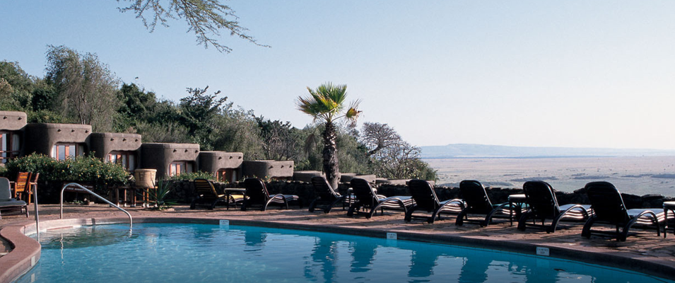 Mara Serena Lodge, Copyright: Serena Hotels