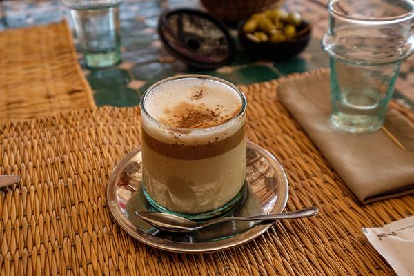 Kaffee mit Zimt !