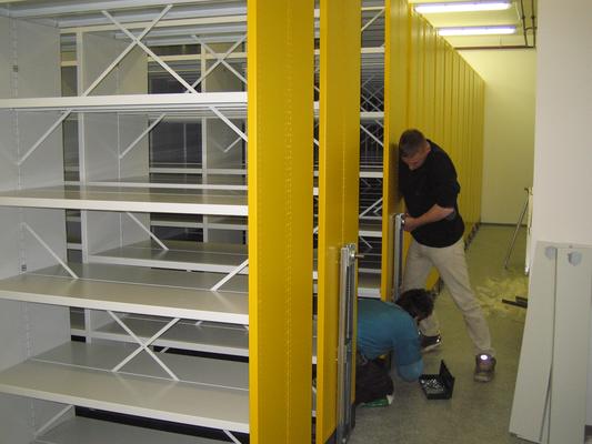 Regalreparatur, Regalreparaturen, Regal-instandsetzung - Lagerconsulting wir reparieren Regale