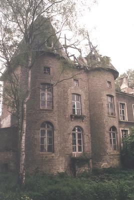 Château de Bitremont à Bury