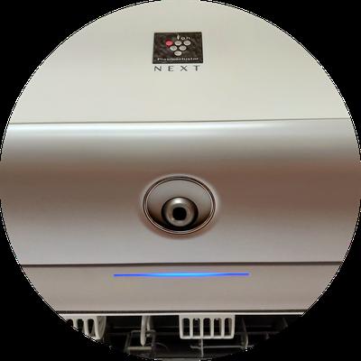 プラズマクラスターNEXTを搭載したエアコンを導入しました