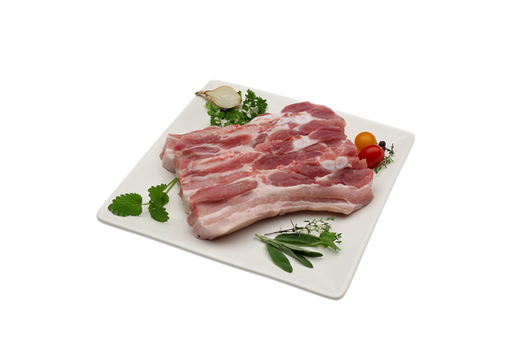 Bauch vom Fortius ® Kräuterschwein ®