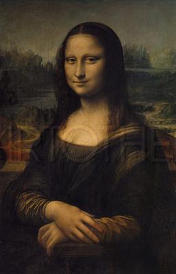 1938 - Mona Lisa - Leonardo da Vinci