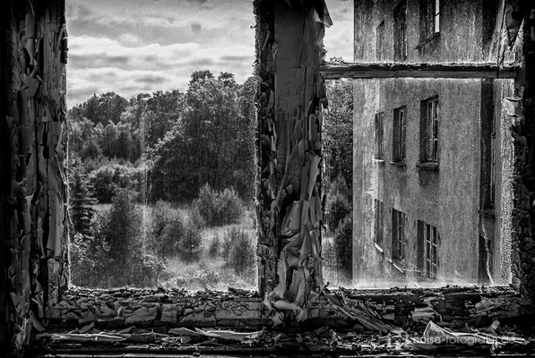 Fenster KdF Bad - Prora