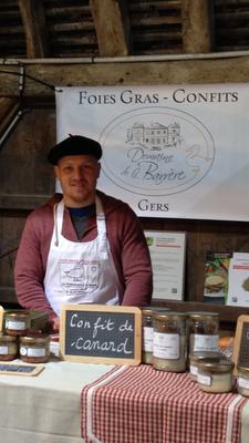 Producteur de foie gras du gers
