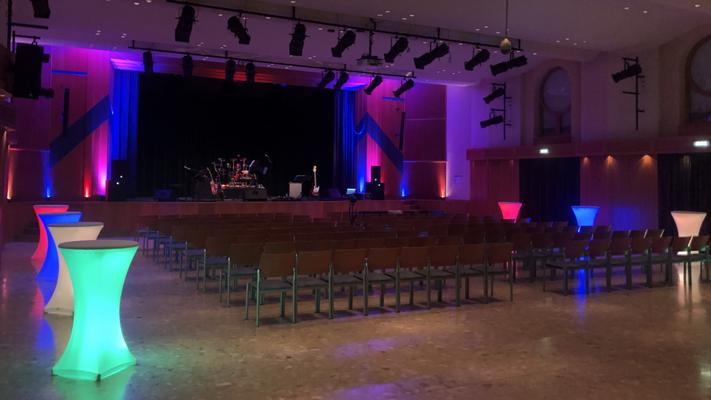 Konzert Tontechnik Graz
