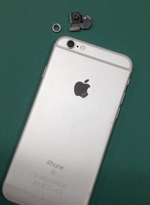 iPhone6S カメラレンズ交換