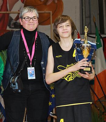MVP 2013 : Vit Krejčí (SOKOL Pisek - Rép. Tchèque)