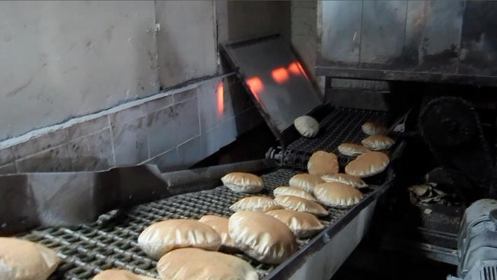 Bäckerei in Aqaba Jordanien
