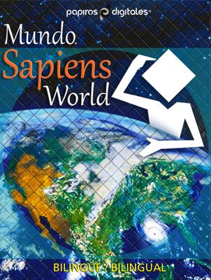 Mundo Sapiens World. iBooks
