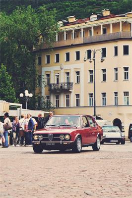 Alfa Romeo in Bozen