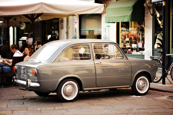 Verona Fiat 850