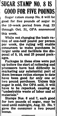 The Zeeland Record, August 20, 1942, Page 1