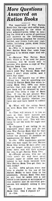 Battle Creek Enquirer (Battle Creek, Calhoun, Michigan, United States of America) · 18 Jan 1943, Mon · Page 6