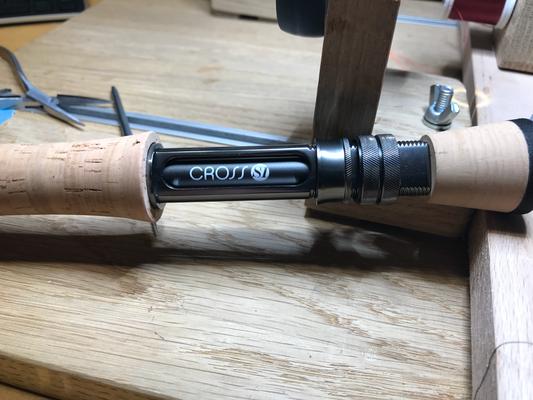 Loop Cross S1 8wt 9,6ft custom made