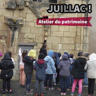 Juillac // Atelier du patrimoine