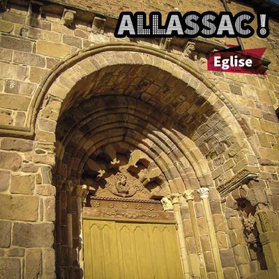 Allassac // Eglise