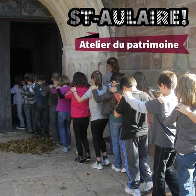 Saint-Aulaire // Atelier du patrimoine