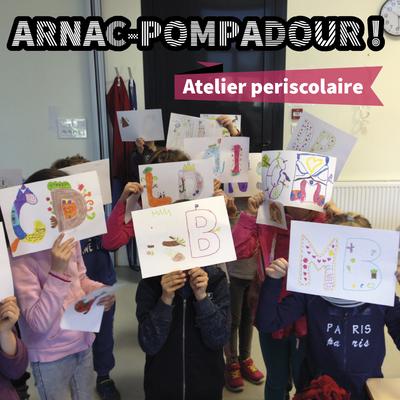 Arnac-Pompadour // Périscolaire