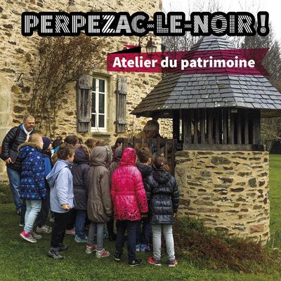 Perpezac-le-Noir // Atelier du patrimoine