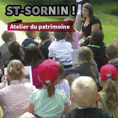 Saint-Sornin // Atelier du patrimoine