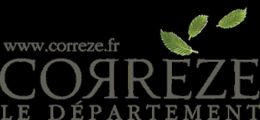 Logo // Département de la Corrèze