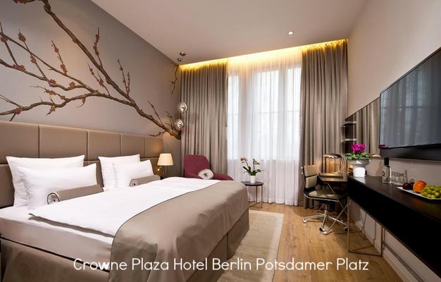Crowne Plaza Hotel Berlin Potsdamer Platz