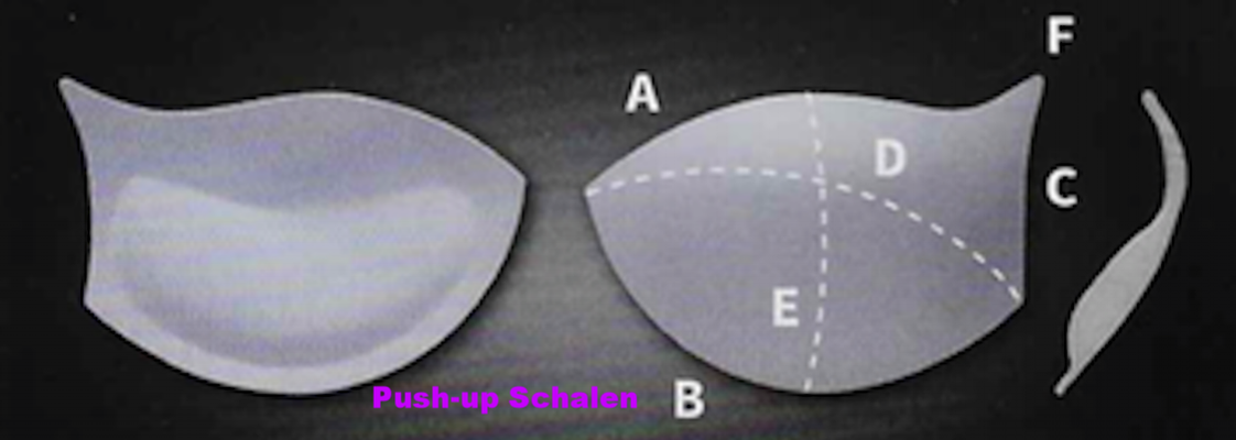 Push-up Schalen
