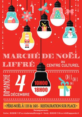 Marché de Noël de Liffré