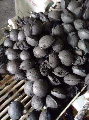 Топливные брикеты после сушки