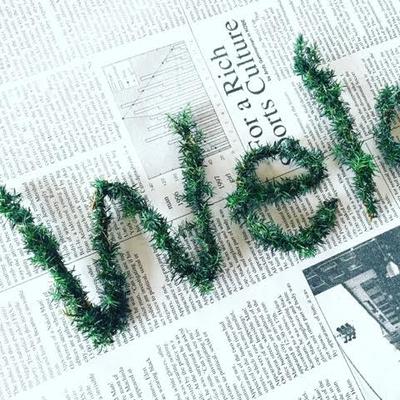2016年 1月「メッセージリース」