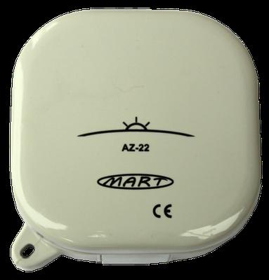 AZ-22 einstellbarer Dämmerungsschalter 230V 4000W 1-30-1000lx Außenansicht