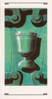 As de coupe - Tarot L'Oeil de Myrddin