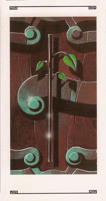 As de bâton - Tarot L'Oeil de Myrddin