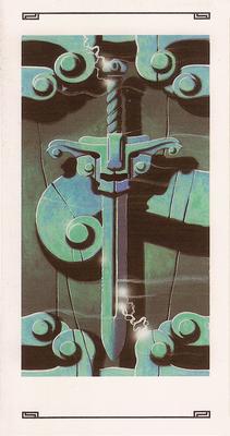 As d'épée - Tarot L'Oeil de Myrddin