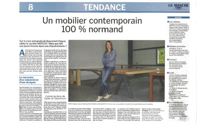 La Manche Libre / Octobre 2014