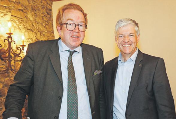 Juni 2016  Nikolaus Harbusch, BILD-Chefreporter, zu Besuch beim LPC