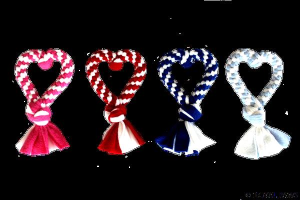 pink/white, red/white, blue/white, light blue/white