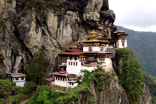Tiger Nest Kloster - fantastisch!