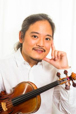 Eugene Nakamura, Geiger, Geigenunterricht per Skype, Facetime, Videocall, Probespiel-Training
