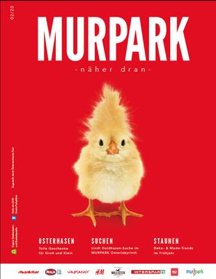 MURPARK Ostermagazin