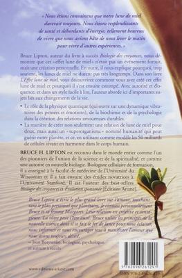 Bruce Lipton - L'effet lune de miel