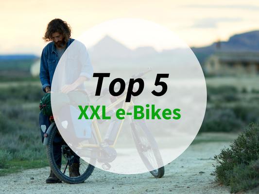 Die besten XXL e-Bikes 2019