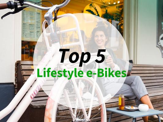 Die besten Lifestyle e-Bikes 2019