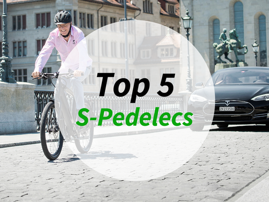 Die besten S-Pedelecs 2019