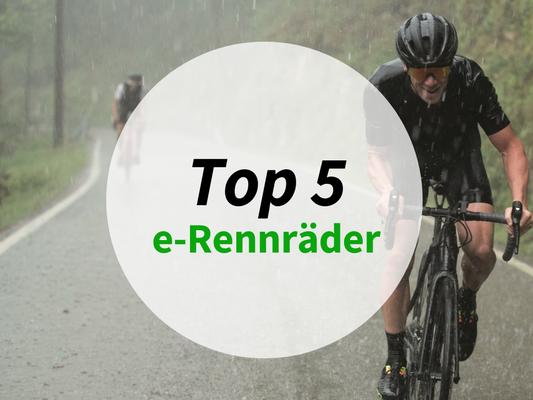 Die besten e-Rennräder 2019