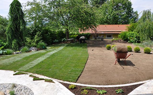 Gartengestaltung willkommen bie sch nwetter bau for Gartengestaltung 400 m2
