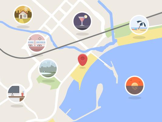 Google Maps API - Página web de pgmanagement