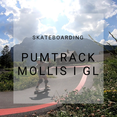 Pumptrack Mollis Glarus, Pumptrack Schweiz