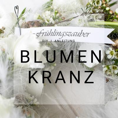 Frühlingskranz, selber machen, DIY Blog, Blumenkranz, Anleitung, Kranz, Frühling, Kreativ Blog Schweiz, Schweizer Kreativ Blog